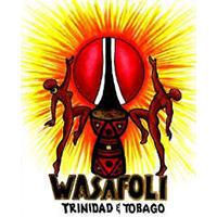 Logo for Wasafoli dance and drum troupe