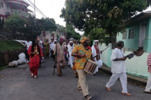 Egungun, African Festival in Trinidad