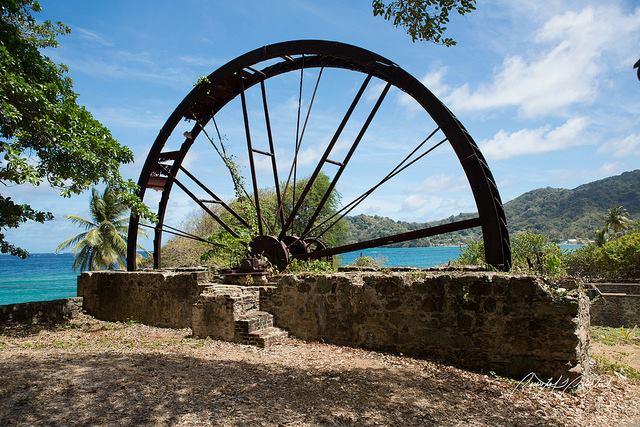 Water Wheel, Tobago