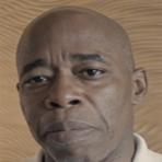 Elderly black man head shot