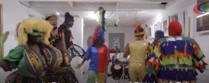 Local Carnival Characters Trinidad and Tobago