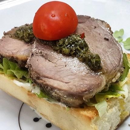 Lamb dish, Food Tour, Melting Pot Travel, Trinidad