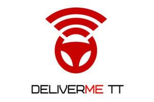 Logo for DeliverMe TT, Taxi Service Trinidad