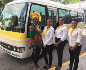 Yellow Umbrella Taxi Service Trinidad
