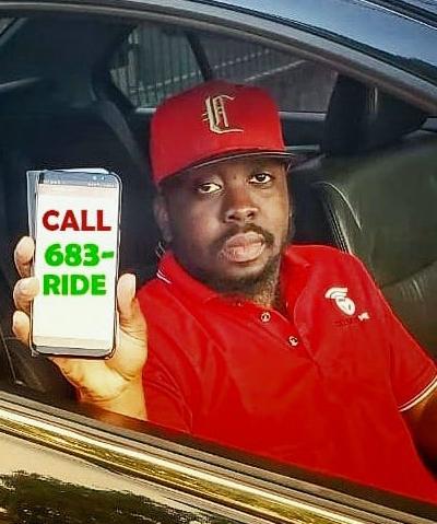 Driver, DeiverMe TT, Taxi Service, Trinidad