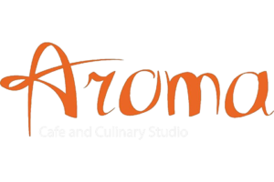 logo for Aroma Culinary Studio, Trinidad