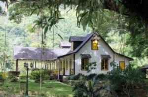 Lopinot House, Trinidad