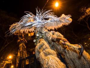 Moko Jumbie, Carnival, Trinidad