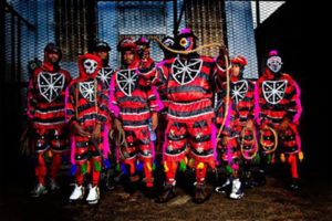 Whip Masters, Carnival, Trinidad