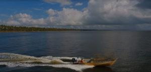 Pirogue, Fishing Boat, Trinidad