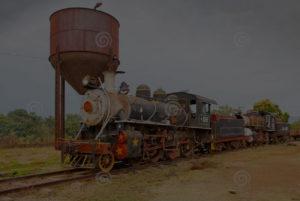 Train, Heritage Site, Trinidad