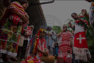 Indigenous Peoples Ceremony Trinidad