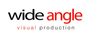 logo for Wide Angle Visual Production