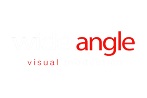 Logo for Wide Angle Photo and Videography Services