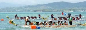 Dragonboat race, Tobago