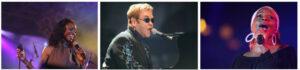 Heather Headley, Elton John, and Mary J. Blige: headline acts at Tobago Jazz 2007